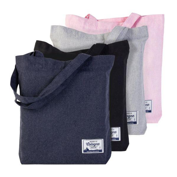 Organic Tote Bag, label
