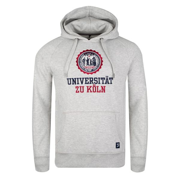 Unisex Limited Hooded Sweatshirt, cream grey, exclusive